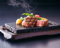 【Dinner】[hiroba] Wagyu Steak Set *Friday・Saturday only JPY 6,200