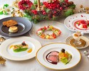 【Early booking discount(~11/30)】Christmas Dinner 2019 with a glass of champagne for JPY 9,800!!
