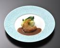 【鉄板焼きディナー】シェフのスペシャルコース 神戸ビーフとフォアグラ、あわびなど海の幸までお楽しみいただける神戸プレジール銀座スペシャルコースです