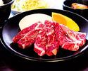W焼肉定食