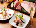 【Christmas Dinner 2020】Authentic Japanese Teppanyaki Dinner Course for Christmas JPY 28,000