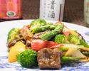 ≪歓送迎会≫フカヒレ・名物 担々麺入り【飲み放題付き5,000円(税抜)】
