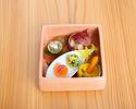 Lunch Menu ¥3,800