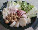 追加オプション芋煮鍋(仙台風)