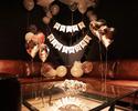 【平日18時以降限定★時間無制限】Endless Anniversary Party Plan 4000円