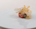 《CHRISTOMAS DINNER 19時30分~ 》甘鯛に信州牛ヒレ肉 4種のワインと8品のスペシャルコース