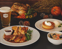 Thanksgiving Course 【River Lounge Terrace Deck Seating】