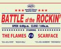 11月30日(土) Battle of the Rockin' VS SCER FACE