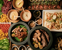 ◆1週間前まで予約/1ドリンク付ランチ休日シニアクリスマスブッフェ(65歳以上)