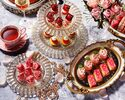 【Feb 23,Apr 29,May 3,4,5】  Strawberry ・Sweets Buffet  (65 years old and over)