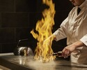 [Teppanyaki Dinner / Takumi Course] All 10 dishes 12,000 yen
