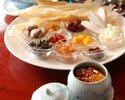 ◆有頭海老や名物担々麺入り【6600円コース】◆