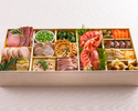 《HIKARIYA OSECHI》Japanese traditional New Year's dish Takeout only