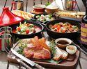 【12月1日スタート】WINTER BBQコース【2.5時間制】アルコール飲み放題付き