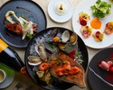 【ディナー】SEA FOOD MARKET COURSE