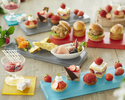 Strawberry Afternoon Tea Set for Weekdays only