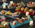 Christmas Afternoon Tea Set<Online Booking Only>