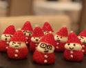 【ディナー】クリスマス特別ディナーコース(6皿)