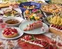 Beef Steak,Tempura★Winter Holiday Lunch Buffet Senior (65 years and up)