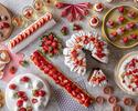 【Weekday】Strawberry Dessert Buffet