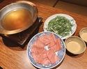 Steak & Shabu-shabu Course (5 or more)