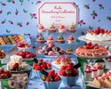 """[Date Limited Special Offer: Weekdays] SOCO Sweets Buffet """"Kobe Strawberry Collection 2020-Sweet Dreams of Strawberry Fields"""""""