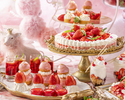 【Weekdays】 Dessert buffet & your favorite main dish lunch (2 course)