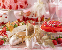 [Weekdays ] Dessert  & Salad Lunch Buffet with Main dish (3 Courses)