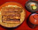まむし丼(一尾半)