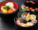 <New Year Special> Kaiseki Lunch Course 8,000 yen