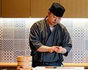 <New Year Special> Sushi Lunch 8,000 yen