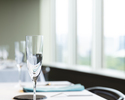 【窓際席確約!ペアリングプラン】前菜2品とメインを選べるお得なランチにシェフソムリエ厳選ペアリング付き