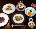 Februari Kursus kolaborasi mewah antara Chef Takahashi dan Kenichi Yamamoto