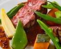 【ル・クール】国産牛フィレ肉のステーキやオマール海老など豪華食材と地元食材を満喫する全6品 ~web予約特典!乾杯スパークリング付~
