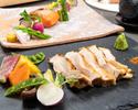 【3・4月】はかた地鶏の網焼きと釜飯コース「和月(わげつ)」(2時間飲み放題付き)