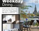 Weekday Dining 2500++