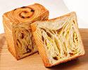 「クロワッサン食パン ラムレーズン」 ※15時以降の受取り