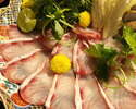 [Long-tooth Grouper Hot Pot Course] All 6 dishes