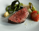 erre-Brown wagyu Lunch Course ¥ 8,000-