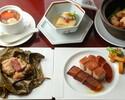【春の歓送迎会】6000円 フカヒレの茶巾包み・大山鶏のオーブン焼き・担々麺入り入り全8品