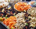 11 Aug - 30 Sep | Weekday Dinner Buffet (50% OFF)