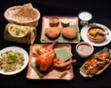 【シルバーコース】気軽に港町料理をお楽しみ頂けるコース