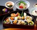 丸ノ内ホテルの和食店で!お造りや煮物・焼物などを含む旬食材弁当ランチ「光悦」