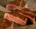 "Recommended Course ""MATSUSAKA Beef(WAGYU) and Seafood"""