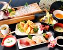 【 ZAUO FISHING SET+SUSHI MAKING EXPERIENCE 】You can add Free Flowing Drinks☆