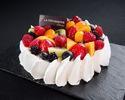Vanilla Custard Fresh Fruit
