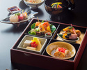 """Online limited special price"" Shokado Dinner + 1drink"