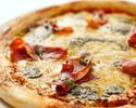 Genovese Pizza w.Prosciutto