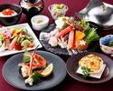 【1日10食限定】蟹食べ比べ膳