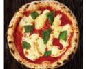 平日限定ランチセットコース【ピザ&BBQセット】※7月~10月の夏季除く